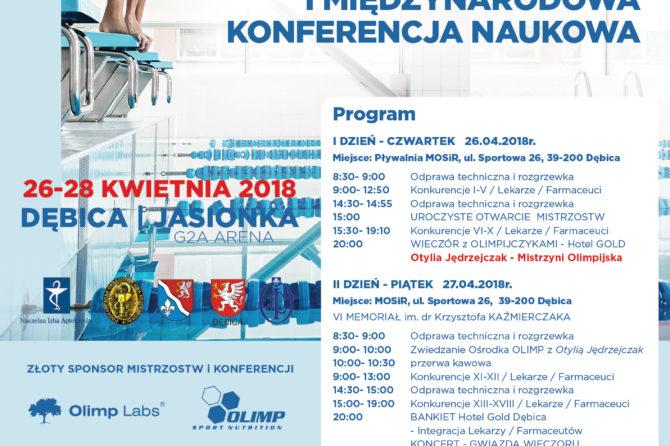 Mistrzostwa Polski w pływaniu lekarzy i aptekarzy