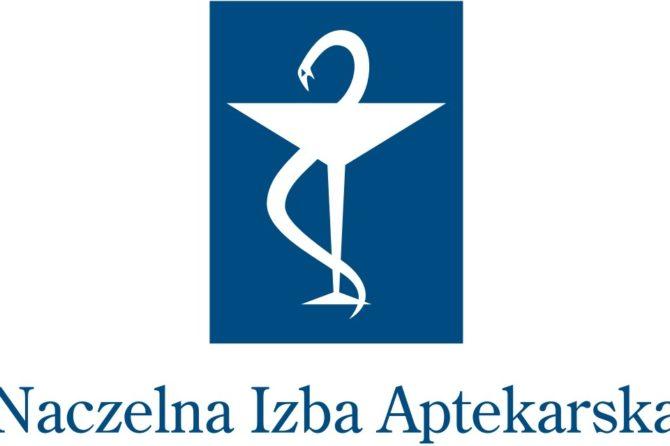 Newsletter Naczelnej Izby Aptekarskiej z 24.01.2019